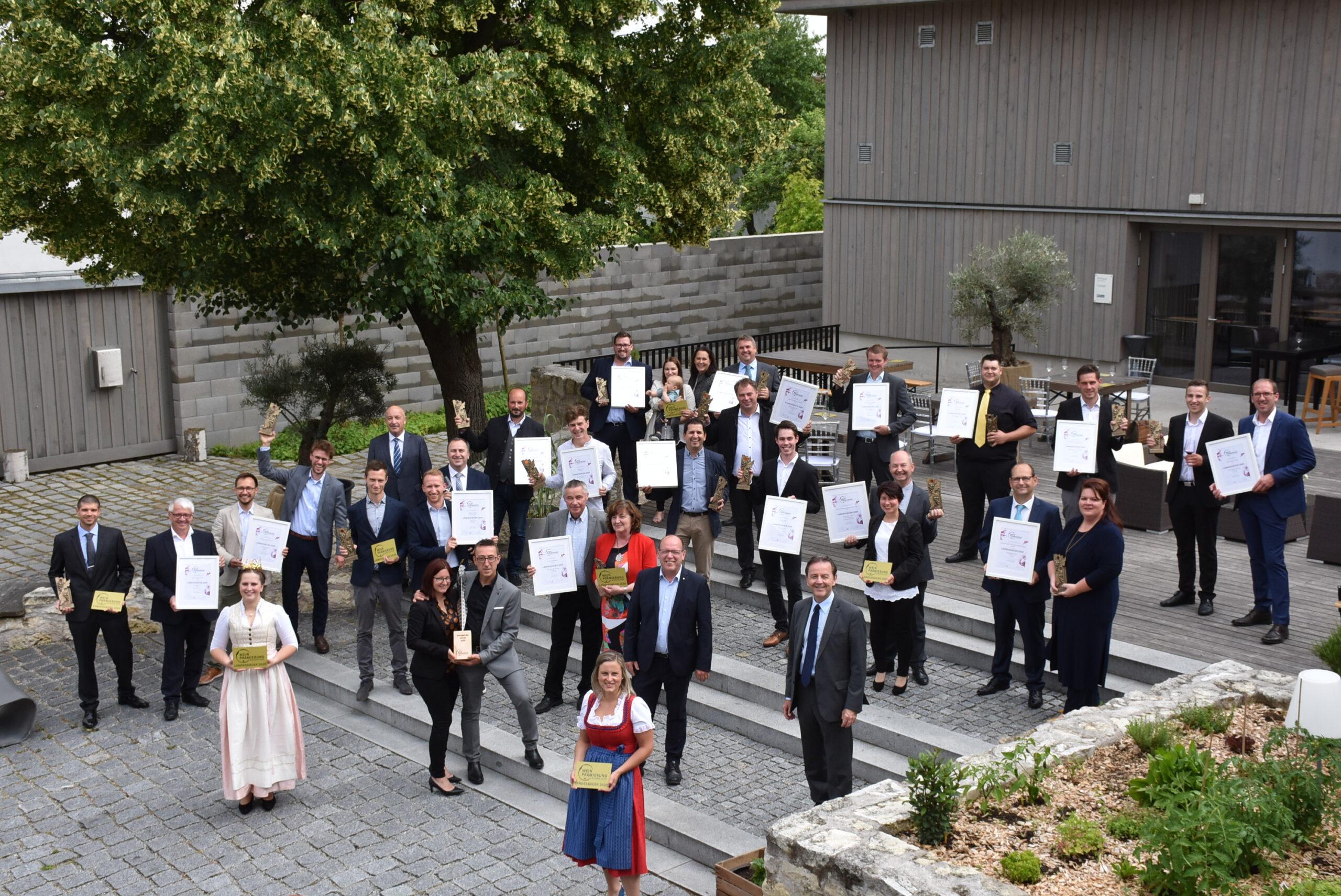 Burgenländische Weinprämierung 2020, Foto (c) Kaiser/LK Burgenland
