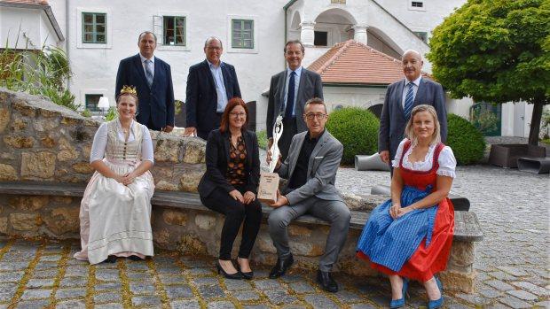 Weingut des Jahres 2020 - HST Steurer Hannes und Emma, Foto (c) Kaiser/LK Burgenland