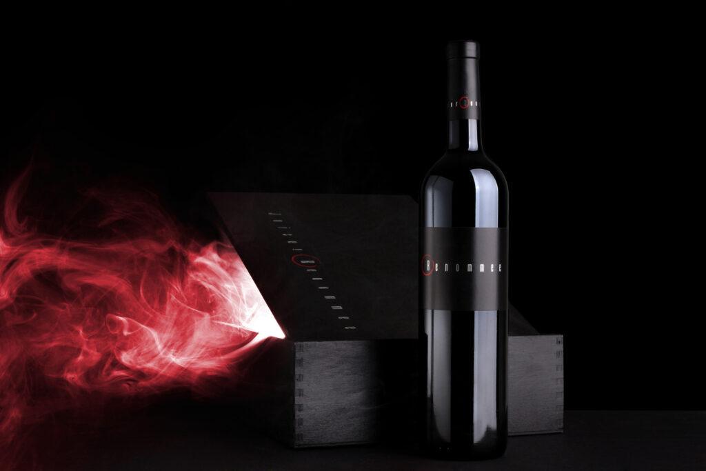 Joiser Renommee Weinflasche mit Geschenkbox