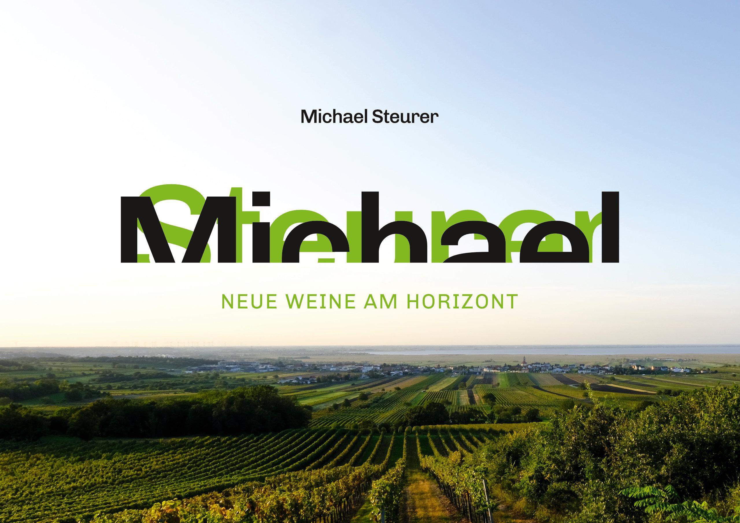 Michael Steurer NEUE WEINE AM HORIZONT